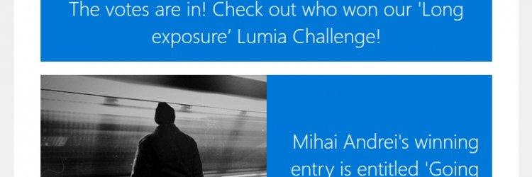 Castigatorul provocarii Microsoft